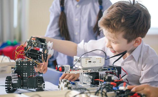 Robótica y programación infantil (3 a 7 años)